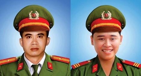 Trao Bằng Tổ quốc  ghi công cho thân nhân  2 liệt sĩ Công an TP Đà Nẵng