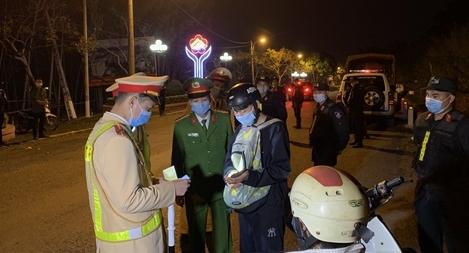 Công an tỉnh Sơn La ra quân đảm bảo ANTT đêm Giao thừa