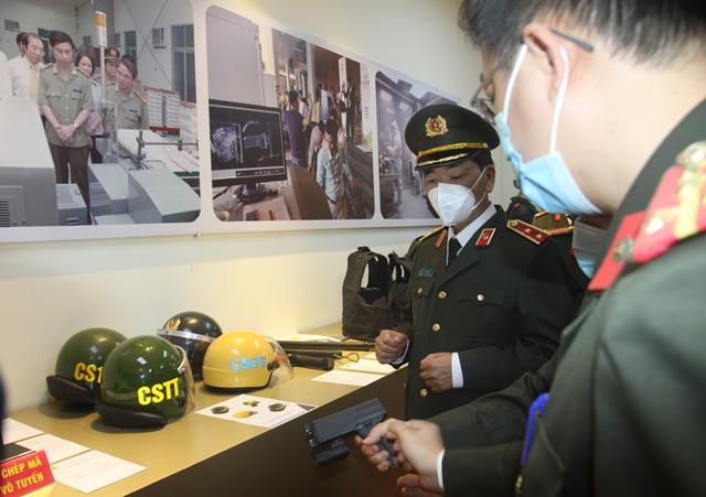 Thứ trưởng Trần Quốc Tỏ kiểm tra công tác một số đơn vị của Viện KH&CN - Ảnh minh hoạ 4