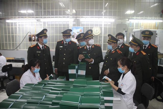 Thứ trưởng Trần Quốc Tỏ kiểm tra công tác một số đơn vị của Viện KH&CN - Ảnh minh hoạ 3