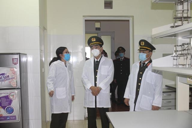 Thứ trưởng Trần Quốc Tỏ kiểm tra công tác một số đơn vị của Viện KH&CN - Ảnh minh hoạ 5