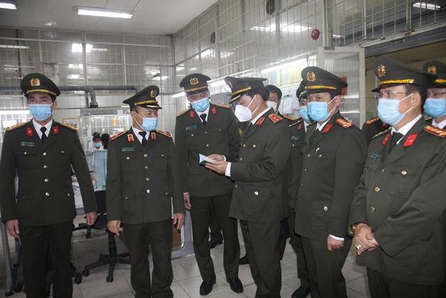 Thứ trưởng Trần Quốc Tỏ kiểm tra công tác một số đơn vị của Viện KH&CN - Ảnh minh hoạ 2