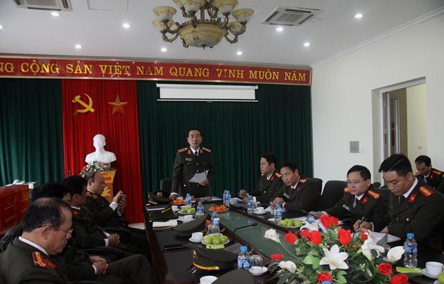 Thứ trưởng Trần Quốc Tỏ kiểm tra công tác một số đơn vị của Viện KH&CN - Ảnh minh hoạ 9