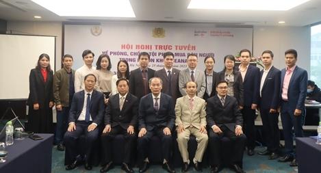 ASEANAPOL bàn giải pháp phòng, chống tội phạm mua bán người