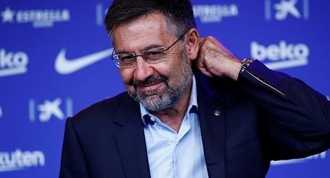 Cựu Chủ tịch Barca bị bắt
