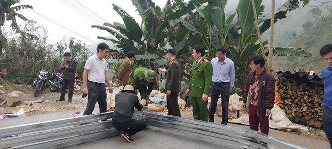 Bộ Công an hỗ trợ xây dựng 600 căn nhà tặng đồng bào huyện Mường Lát