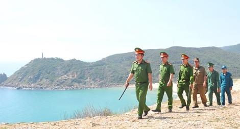 Đảm bảo an ninh vùng đất du lịch cực Nam Phú Yên