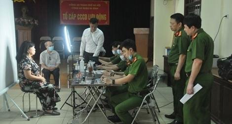 Hoàn thành cấp căn cước công dân cho hơn 3 triệu người Hà Nội
