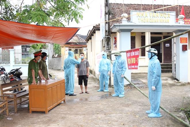 Công an tỉnh Hà Nam tập huấn truy vết  người tiếp xúc ca nhiễm SARS-Cov-2 - Ảnh minh hoạ 3
