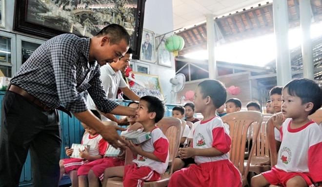 """Chiến dịch """"share"""" hạnh phúc, góp sữa của Vinamilk lan tỏa tích cực trong cộng đồng. - Ảnh minh hoạ 6"""