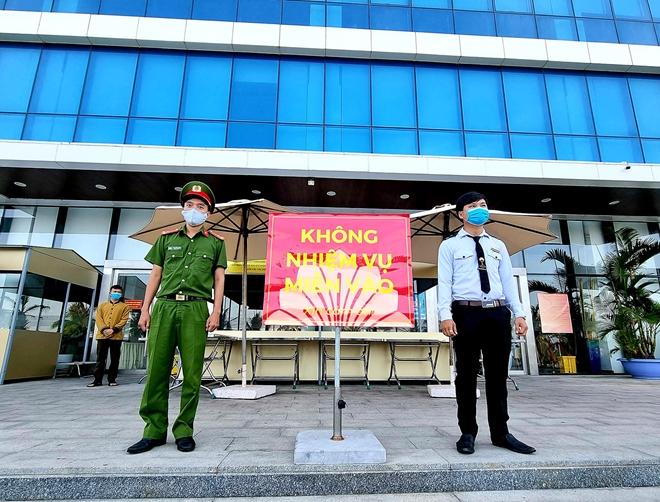 Công an TP Đà Nẵng nỗ lực đảm bảo an ninh trật tự tại các khu cách ly - Ảnh minh hoạ 2