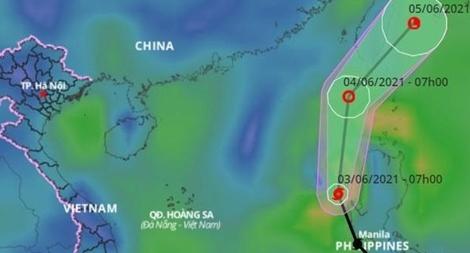 Chủ động ứng phó với bão trên biển Đông