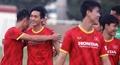 Văn Toàn, Tuấn Anh báo tin vui trước trận gặp Malaysia