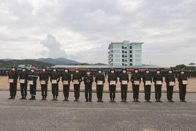 Hoàn thành tốt khóa huấn luyện chiến sĩ nghĩa vụ CAND - Ảnh minh hoạ 4