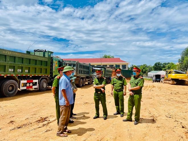 Công an Thanh Hoá ngăn chặn khai thác khoáng sản trái phép trên địa bàn - Ảnh minh hoạ 2