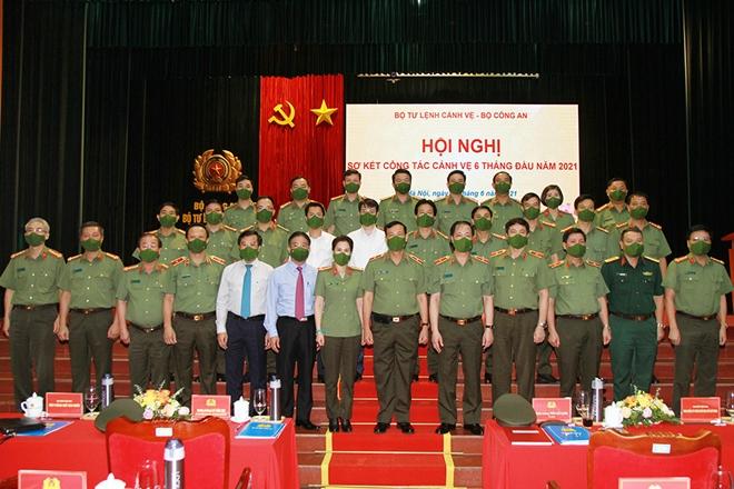 Bộ Tư lệnh Cảnh vệ cần tiếp tục phát huy những thành tích đã đạt được