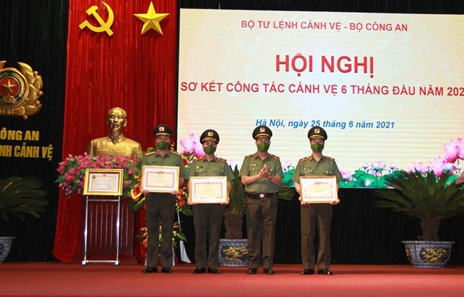 Bộ Tư lệnh Cảnh vệ cần tiếp tục phát huy những thành tích đã đạt được - Ảnh minh hoạ 3