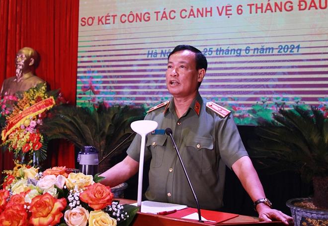 Bộ Tư lệnh Cảnh vệ cần tiếp tục phát huy những thành tích đã đạt được - Ảnh minh hoạ 2