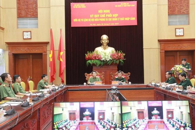 Việc ký quy chế phải đảm bảo yêu cầu chính trị, pháp luật và đối ngoại
