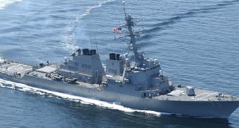 Việt Nam lên tiếng về việc hoạt động của tàu khu trục Mỹ USS Decatur ở Biển Đông
