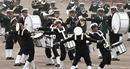 Ban nhạc hải quân Ấn Độ trình diễn ở Việt Nam