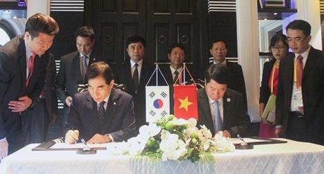 Việt Nam và Hàn Quốc tăng cường hợp tác trong lĩnh vực cảnh vệ