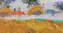 Hàn Quốc giới thiệu tranh của họa sĩ Nguyễn Văn Cường