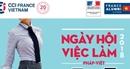 Ngày hội việc làm Pháp - Việt sẽ diễn ra vào đầu tháng 5