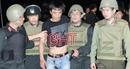 4h nghẹt thở vây bắt 3 tội phạm ma tuý có vũ khí