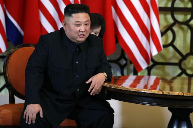Chủ tịch Kim Jong-un