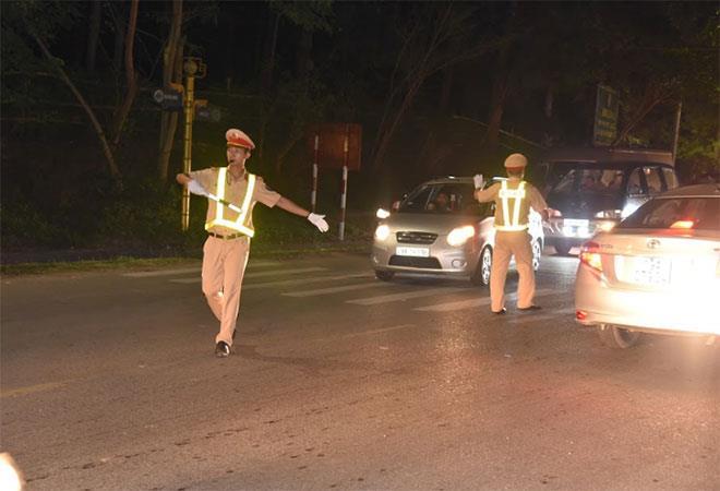 Lực lượng Công an bảo đảm an toàn tuyệt đối cho lễ giỗ Tổ Hùng Vương - Ảnh minh hoạ 2
