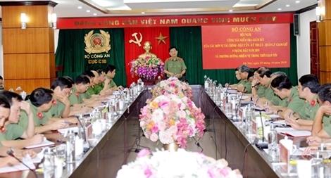 Thứ trưởng Nguyễn Văn Sơn làm việc về công tác kiểm tra, giám sát