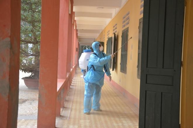 Ca mắc virus Corona thứ 15 ở Việt Nam là trẻ mới 3 tháng tuổi