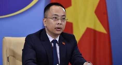 Việt Nam phản ứng trước thông tin Trung Quốc trồng rau trên đảo Phú Lâm