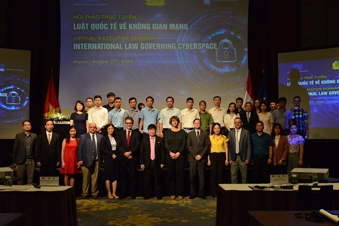 Tăng cường hợp tác an ninh mạng Việt Nam-EU