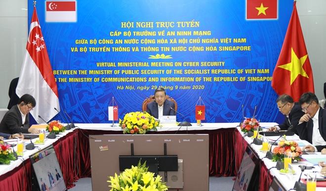 Việt Nam tích cực tham gia phòng, chống tội phạm mạng tại