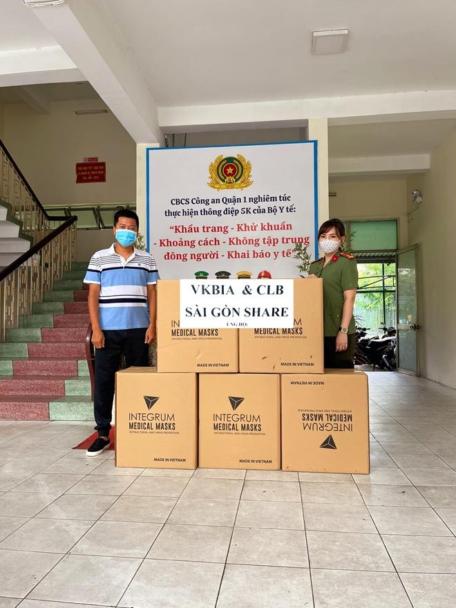 """VKBIA và """"Saigon Share"""" tiếp tục chung tay phòng chống dịch  tại TP Hồ Chí Minh - Ảnh minh hoạ 2"""