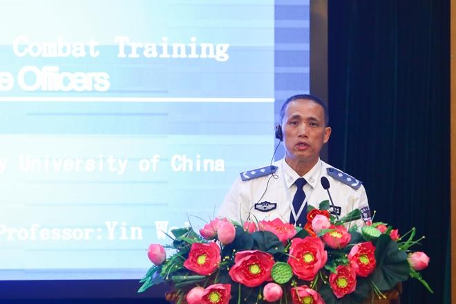 Cảnh sát Nhân dân chính quy, hiện đại trong bối cảnh mới - Ảnh minh hoạ 2