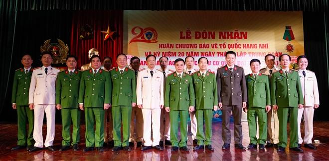 Trung đoàn CSBV mục tiêu cơ quan đại diện ngoại giao đón nhận Huân chương Bảo vệ Tổ quốc hạng Nhì - Ảnh minh hoạ 2