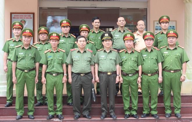 Thứ trưởng Nguyễn Văn Sơn làm việc với Trại giam An Phước - Ảnh minh hoạ 3