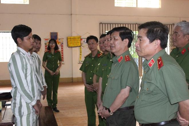 Thứ trưởng Nguyễn Văn Sơn làm việc với Trại giam An Phước - Ảnh minh hoạ 4
