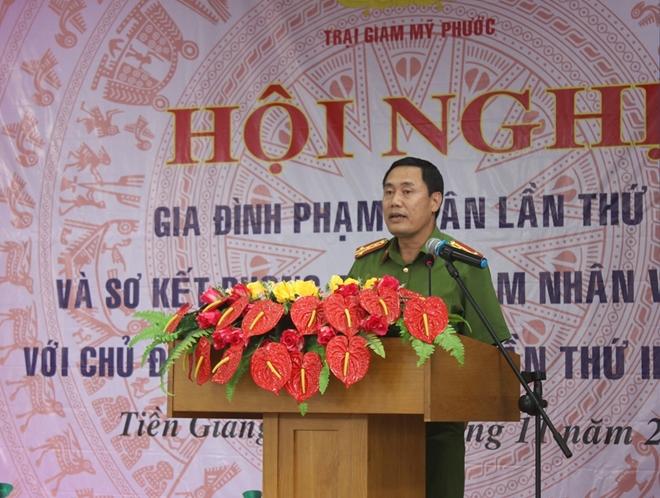 Trại giam Mỹ Phước tổ chức Hội nghị gia đình phạm nhân - Ảnh minh hoạ 5