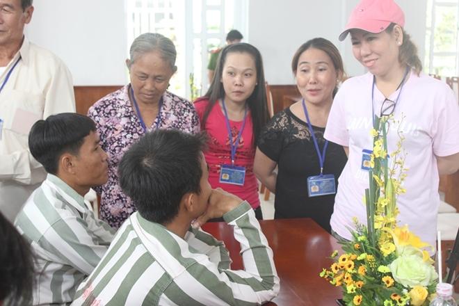 Trại giam Mỹ Phước tổ chức Hội nghị gia đình phạm nhân - Ảnh minh hoạ 4