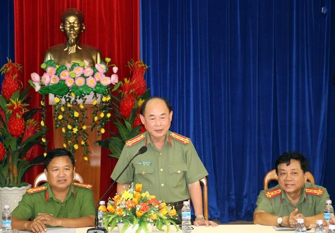 Báo CAND giao lưu với Công an huyện Trần Văn Thời - Ảnh minh hoạ 3