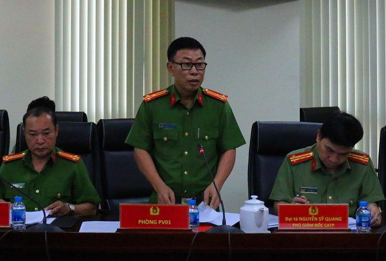 Các Tổ công tác 363 Công an TP Hồ Chí Minh đạt hiệu quả cao