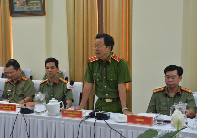 Công an TP Hồ Chí Minh tăng cường thông tin về hình ảnh đẹp của cán bộ chiến sĩ - Ảnh minh hoạ 8