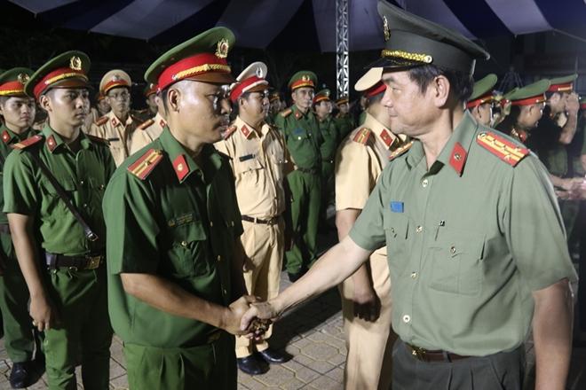 Công an TP Hồ Chí Minh tổ chức Lễ ra quân tấn công trấn áp tội phạm - Ảnh minh hoạ 3
