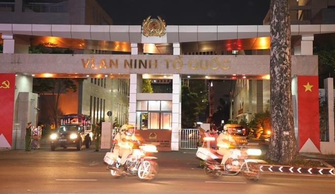 Công an TP Hồ Chí Minh tổ chức Lễ ra quân tấn công trấn áp tội phạm - Ảnh minh hoạ 5