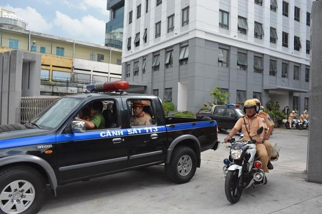 Công an Quận 3 ra quân đảm bảo an toàn tuyệt đối ĐH Đảng bộ TP Hồ Chí Minh - Ảnh minh hoạ 5