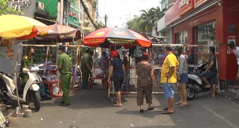 Công an TP Hồ Chí Minh bảo đảm an toàn ANTT tại các địa điểm cách ly